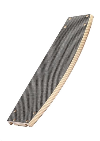 Aufpreis Carbon-Flexboard mit Kanad. Ahorn, reflektierendes grip tape